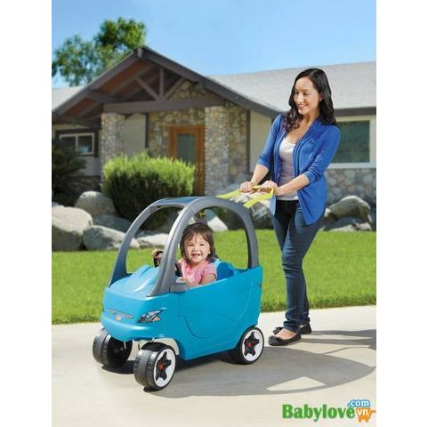 Xe choi chan the thao Little Tikes Blue LT631573