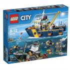 Đồ chơi Lego City 60095 - Tàu thăm dò biển sâu