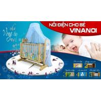 Nôi điện cho bé VINANOI 3 trong 1 VNN301