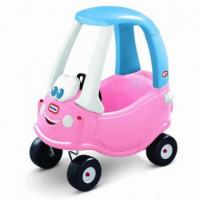 LT-614798 Xe chòi chân Little Tikes Princess Cozy Coupe màu hồng