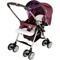 Xe đẩy em bé Combi MiracleTurn Đỏ 450A