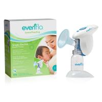 Máy hút sữa điện/Pin Evenflo Simplygo Single Breast Pump