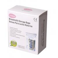 Túi đựng sữa mẹ Unimom không có BPA 210ml (50 túi)