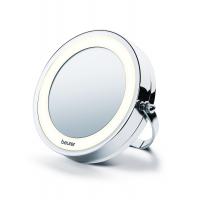 Gương trang điểm 2 mặt kèm đèn led gắn tường Beurer BS59