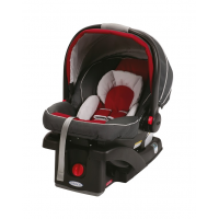 Nôi xách Em Bé Graco Click Connect Chili Red GC-8AB103CED