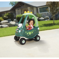 Xe choi chan Cozy Coupe Dino Little Tikes - LT173073