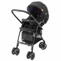 Xe đẩy trẻ em Aprica Luxuna CTS Camo Black 92997