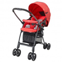 Xe đẩy trẻ em Aprica Luxuna Light Cheerful Red 92977