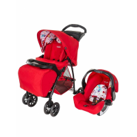 Xe đẩy trẻ em Travel System Graco Mirage + Circus 1913561