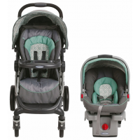 Xe đẩy trẻ em Travel System Graco Stylus Click Connect Winslet-1928315