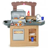 Bộ đồ chơi nhà bếp lò nướng BBQ Little Tikes LT-633911M