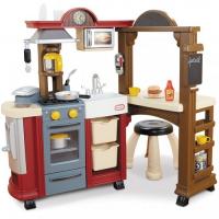 Bộ đồ chơi nhà bếp có bàn ăn Little Tikes LT485121M