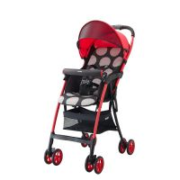 Xe đẩy trẻ em Aprica Magical Air HS Red 92557