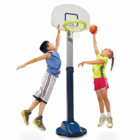 Bộ bóng rổ 180cm Little Tikes LT-638206