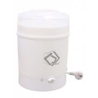 Máy tiệt trùng bình sữa bằng hơi nước (loại 6 bình) LUCKY-BABY 602942
