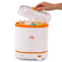 Máy tiệt trùng bình sữa tiên tiến bằng hơi nước Fatzbaby FB4010AC