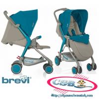 Xe đẩy Brevi Boomerang BRE715-260 màu xanh dương