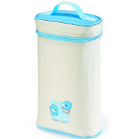 Túi ủ ấm bình sữa đôi Kuku 5448