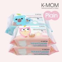 Combo 10 hộp Khăn ướt cao cấp K-Mom Hàn Quốc (100c) - KM13110