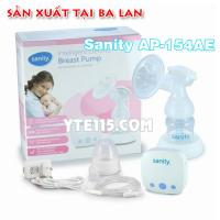 Máy Hút Sữa Điện Đơn Sanity Ap154AE + Tặng Áo Hút Sữa Rảnh Tay