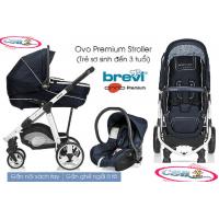 Xe đẩy em bé Brevi Ovo Premium BRE728-002