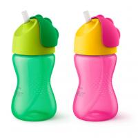 Bình tập uống có ống hút Philips Avent SCF798/00 từ 12 tháng tuổi (300ml)