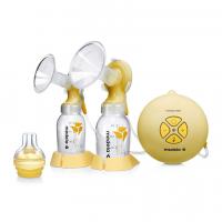 Máy hút sữa điện đôi Medela Swing Maxi (Vàng)