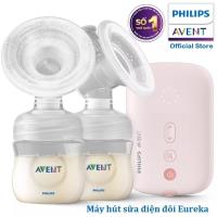 Máy Hút Sữa Điện Đôi Philips Avent Eureka SCF393/11