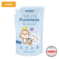 Nước giặt hữu cơ K-Mom Hàn Quốc KM13127 dạng túi 1300ml