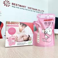 Túi Trữ Sữa Nhật Bản HICHITO 250ml Có Vòi Rót Tiện Lợi ( Lẻ 1 Túi)