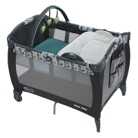 Giường cũi trẻ em Graco PNP REV Napper Boden 9D30BODHK
