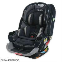 Ghế ngồi ô tô Graco 4ever Extend2fit Platinum Ottlie 8BB20OTL