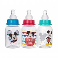 Bộ 3 Bình Sữa và Trữ Sữa 125ml  Disney Baby 4OZ DN1611 Màu Bé Trai