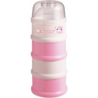 Hộp Chia Sữa 4 Ngăn Kuku Ku5305 - Màu Hồng
