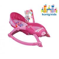Ghế nằm trẻ em Konig Kids KK63560P màu hồng