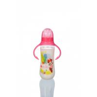 Bình Sữa Có Tay Cầm 250ml DN20633 - Hồng