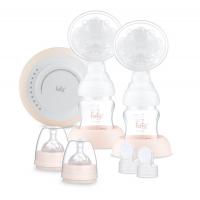 Máy Hút Sữa Điện Đôi FatzBaby -Resonance 2 -FB1107VN