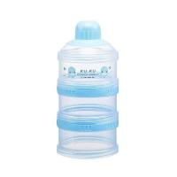Hộp Chia Sữa 3 Ngăn Kuku Ku5318 - Màu Xanh Dương