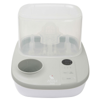 Máy tiệt trùng sấy khô và hâm sữa Moaz bébé đa năng MB-005